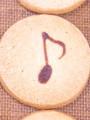 ピアノクッキー